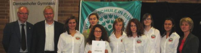 Wir sind Umweltschule!